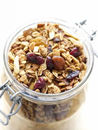 How To Make Granola In The Crock-Pot