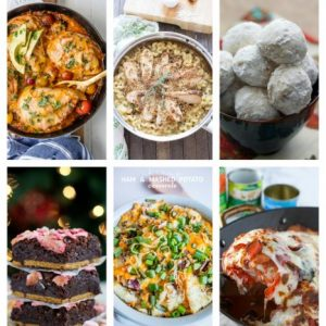 Weekly Meal Plan for November 28 – December 4