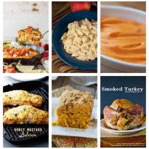 Weekly Meal Plan for November 21 – November 27