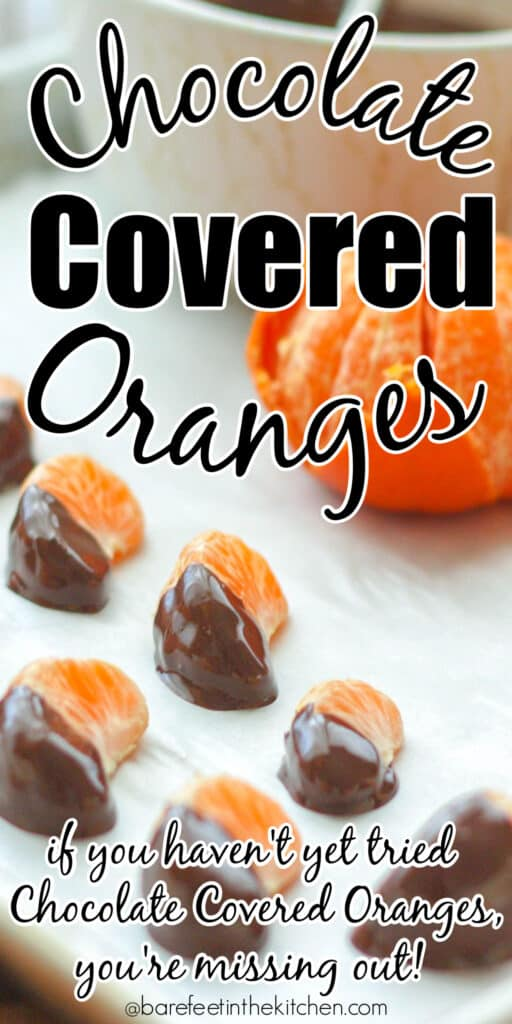 Chocolate Covered Oranges
