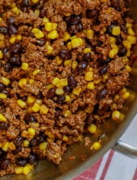 Taco Meat is such a versatile main dish. There are endless ways to use it to create meals your family will enjoy all year round!