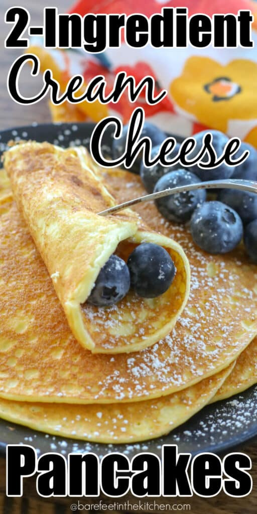 The whole family will love these easy pancakes!