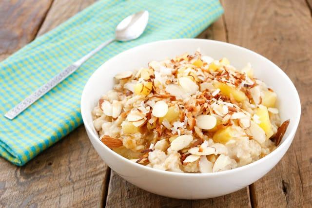 Stovetop Oatmeal Recipe