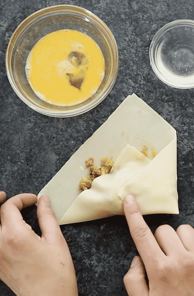 How To Make Italian Eggrolls