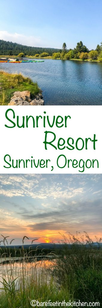 Set in the foothills of the Cascade Mountains, Sunriver Resort in Oregon is a destination spot that people flock to year round.