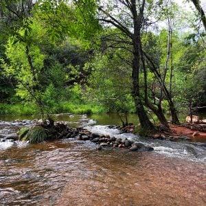 Sedona, AZ - Oak Creek River