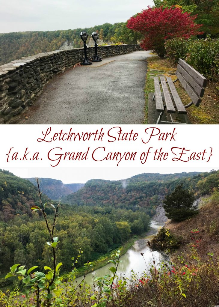 Letchworth State Park (Grand Canyon of the East)