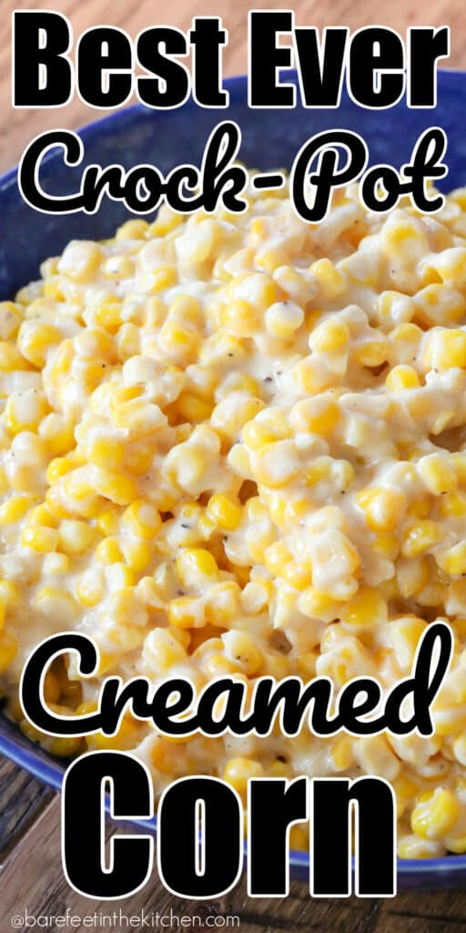 Crock-Pot Creamed Corn