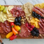 Meat Lover's Cheese Board