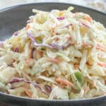 Memphis Coleslaw is a terrific side dish for any occasion!