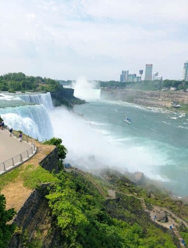Western New York & Niagara Falls – 2018 Summer Road Trip