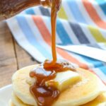 Buttermilk Syrup is a must for pancake breakfasts!