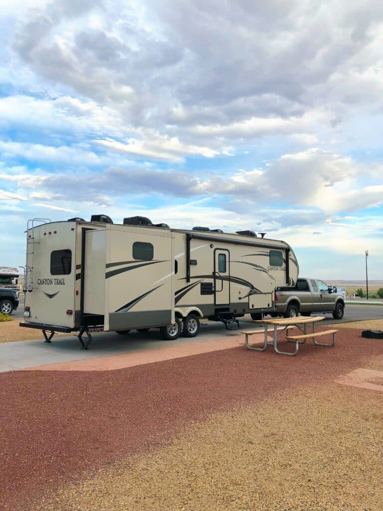 Barefeet In The Kitchen 2018 Road Trip - Cooking Tips for On The Road