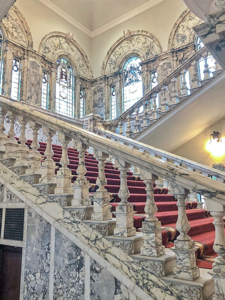 Belfast City Hall - read more at barefeetinthekitchen.com
