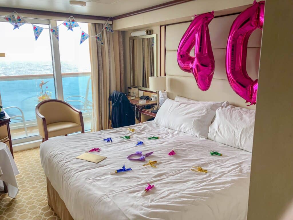 Princess Cruises 2018 - 40th birthday - barefeetinthekitchen.com