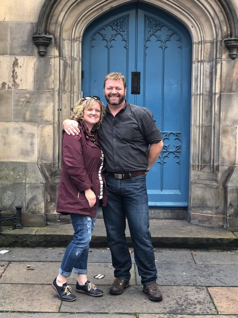 This Is 40 (a.k.a. the year I turned 40. Twice.) - Edinburgh, Scotland