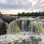 Falls Park in Sioux Falls, SD is a must-see for anyone visiting!