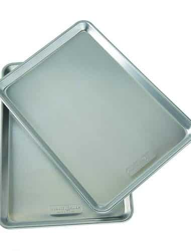 Nordic Ware Baking Sheets giveaway! - enter to win at barefeetinthekitchen.com