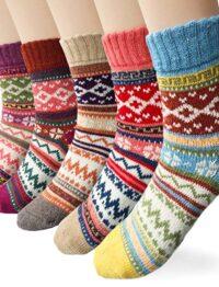Favorite Fuzzy Socks giveaway - enter at barefeetinthekitchen.com