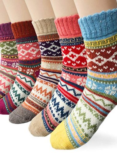Favorite Fuzzy Socks giveaway - enter at barefeetinthekitchen.com