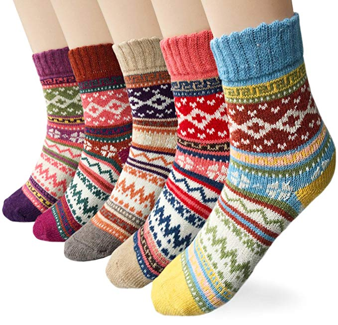 Favorite Socks Giveaway - enter at barefeetinthekitchen.com
