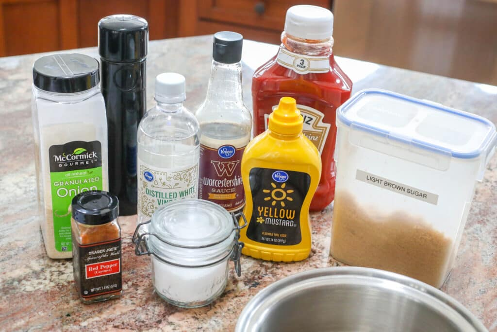 Make your own fantastic BBQ Sauce with just a few everyday ingredients!