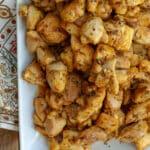 Indian Chicken Bits