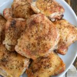 Crispy Chicken is made easy by using the oven!