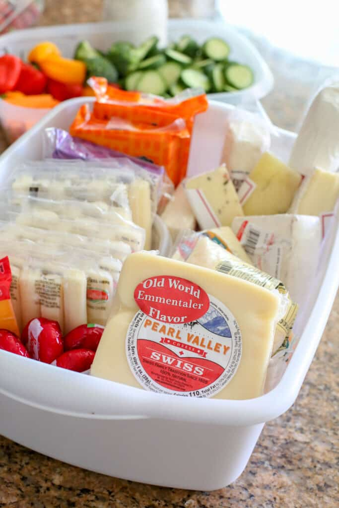 Win 3 POUNDS of Pearl Valley's award-winning Swiss Cheese - get the details at barefeetinthekitchen.com