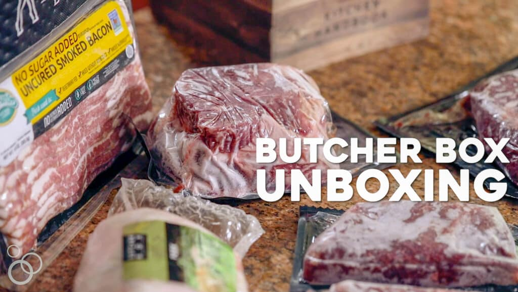 November '18 Butcher Box - check it all out (get a special discount code!) and watch the unboxing video at barefeetinthekitchen.com