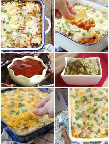 There's an Enchilada Recipe for every occasion!