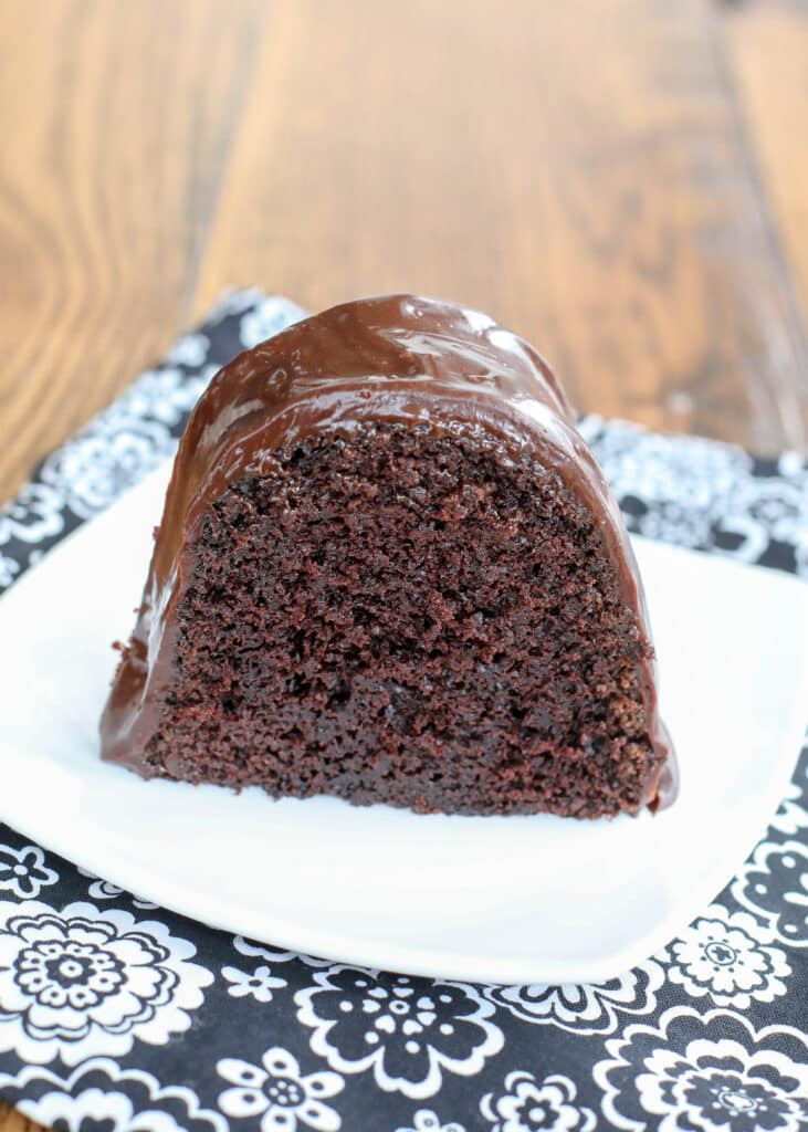Hershey's Chocolate Cake with traditional and gluten free recipes