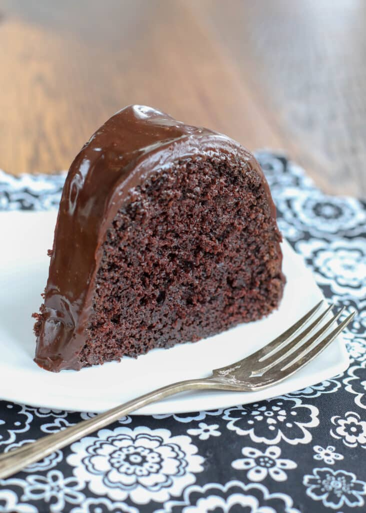 Hershey's Chocolate Cake is a classic that never goes out of style.