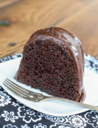 Hershey's Chocolate Cake - gluten free and traditional recipes