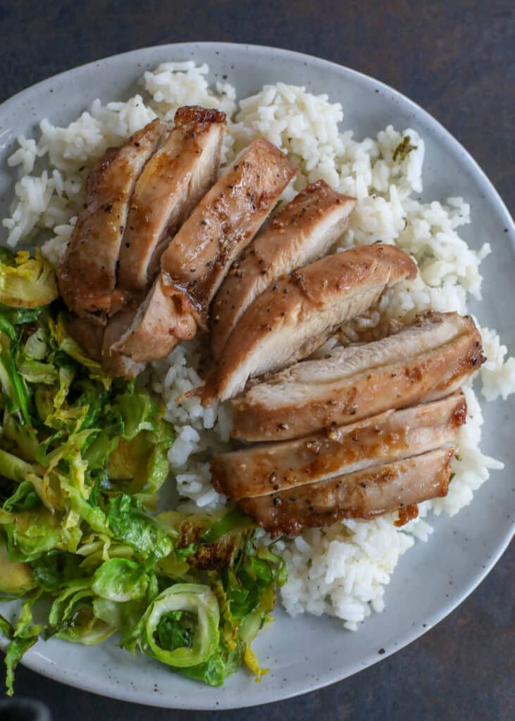 Juicy, flavorful chicken thighs have never been easier to cook!