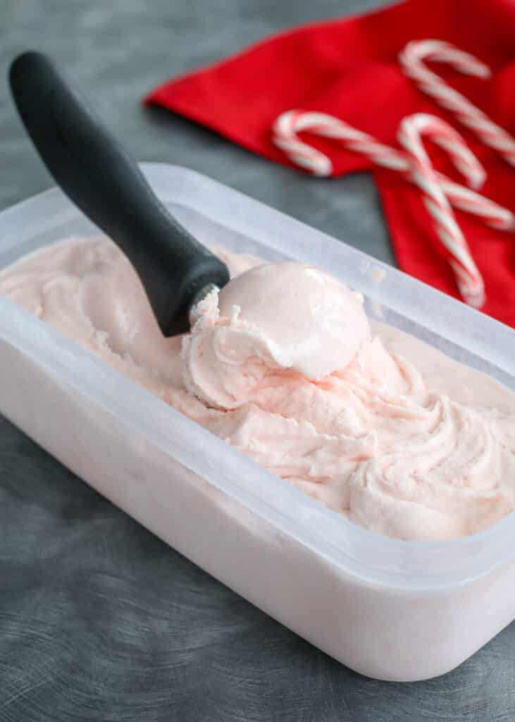 Peppermint Ice Cream Scoop