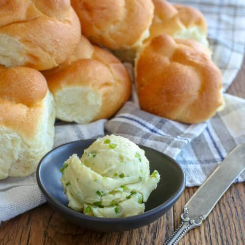 Jalapeno Honey Butter - you need to taste this to believe it!