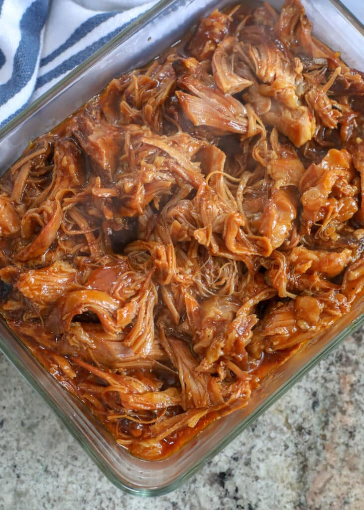 Slow Cooker BBQ Pulled Pork is a family favorite!