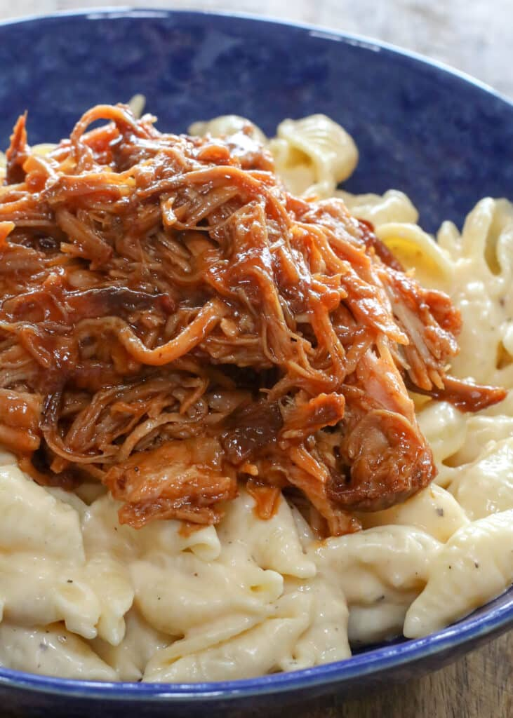BBQ Pulled Pork is a favorite all year long!