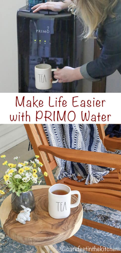 Make Life Easier with PRIMO Water