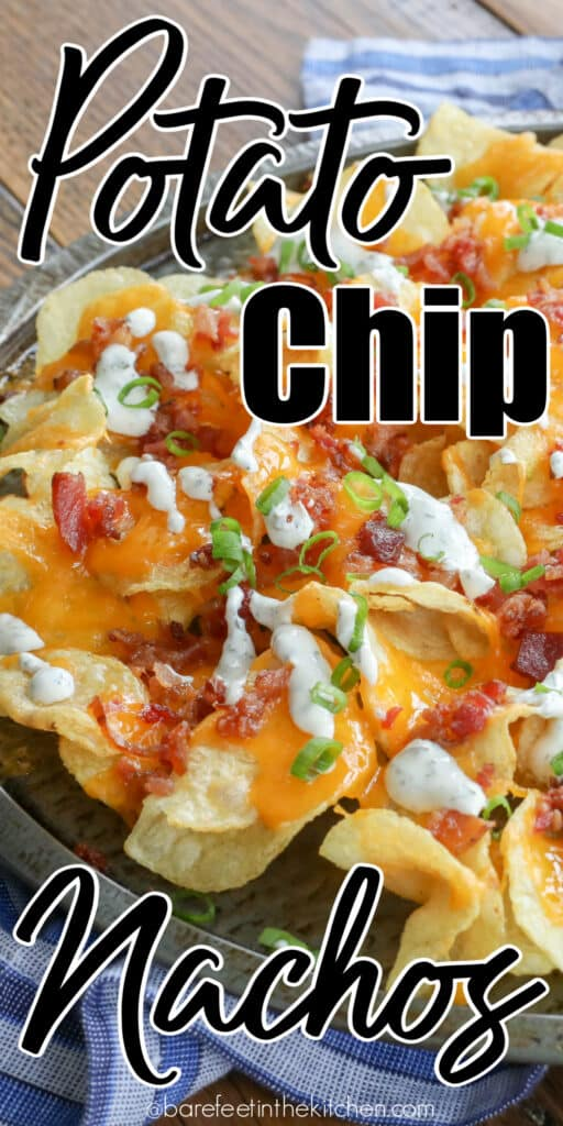 The Ultimate Potato Chip Nachos