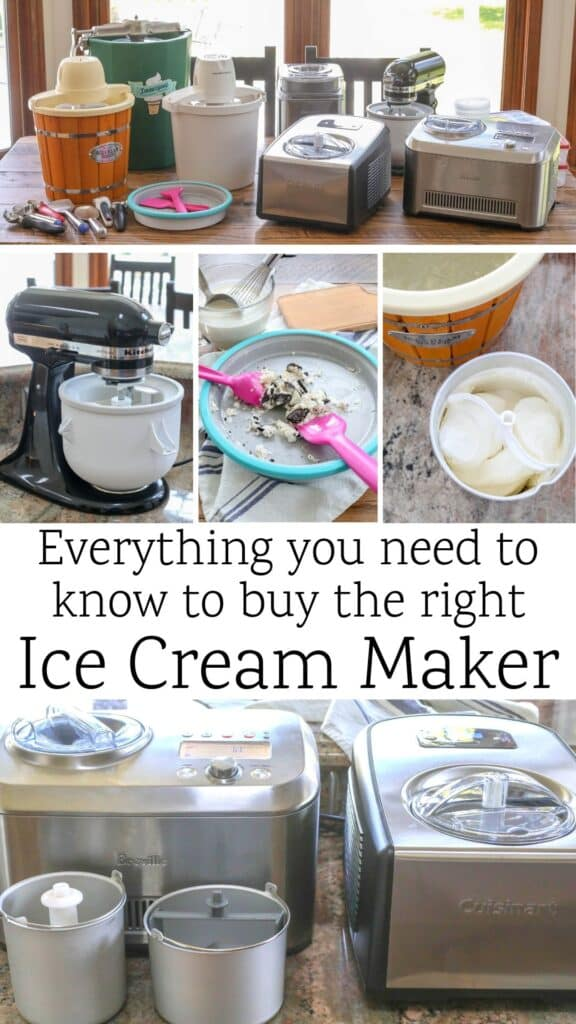 Everything you need to know to buy the right Ice Cream Maker - 2019 review of all models