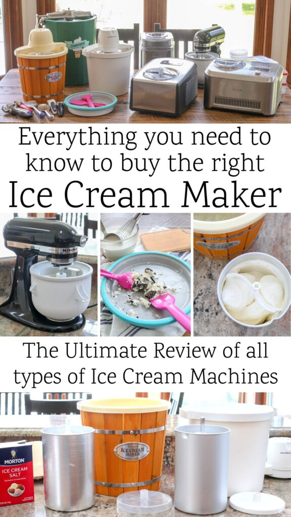 The Ultimate Ice Cream Maker Review - 2019