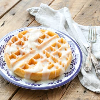 Best Homemade Waffles Recipe