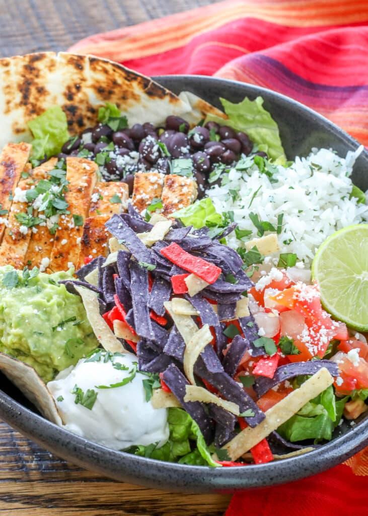 Cafe Rio Salad copycat recipe