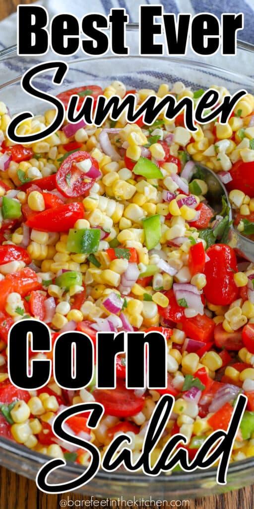 Best Ever Summer Corn Salad