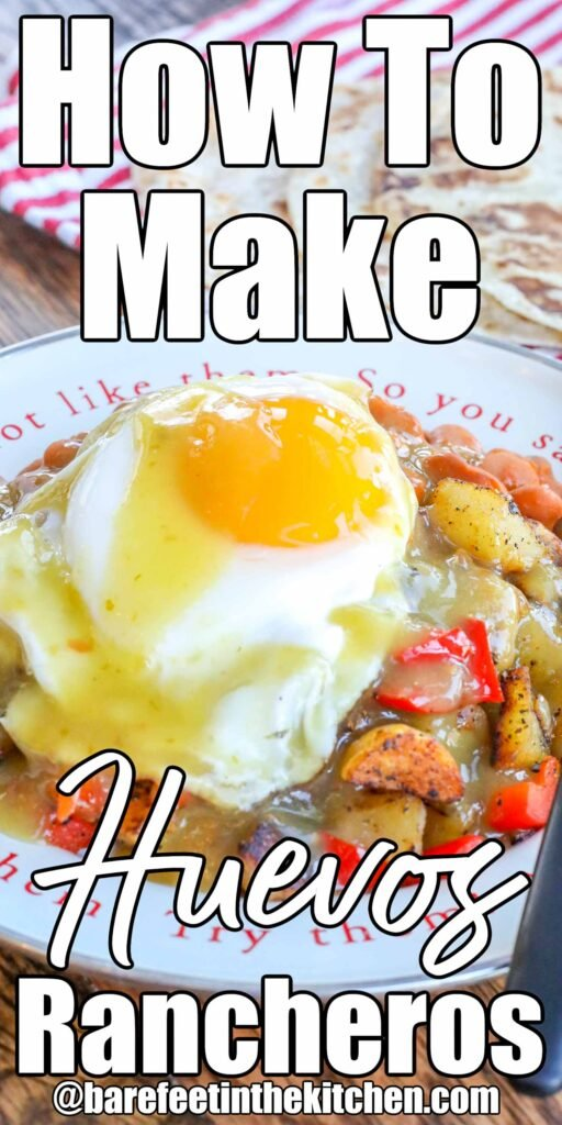 Huevos Rancheros is a hearty breakfast favorite
