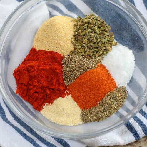 Homemade Cajun Spice Mix