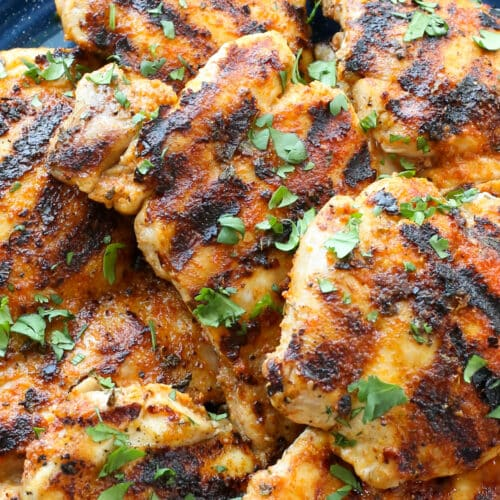 Cuisses de poulet juteuses et savoureuses, en quelques minutes!