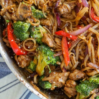 Can't wait to dig in to this Pepper Pork Stir Fry